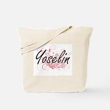 Cute Yoselin Tote Bag