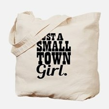 Cute Town Tote Bag