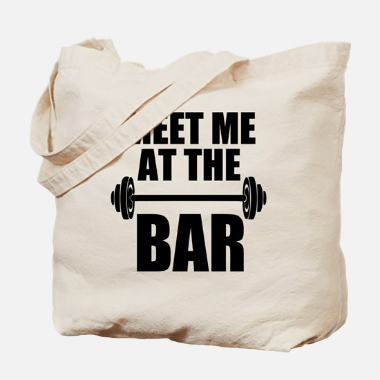 Cute Funny gym Tote Bag