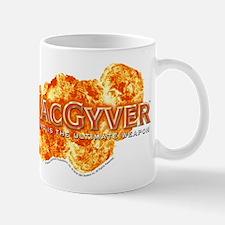 MacGyver Logo Mug