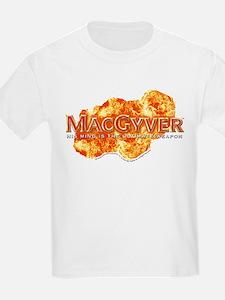 MacGyver Logo T-Shirt