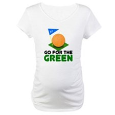 """Go for the Green"" Shirt"