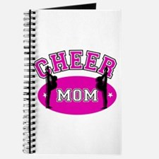 Pink Cheer Mom Journal