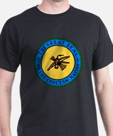 Cute Chickasaw indians T-Shirt