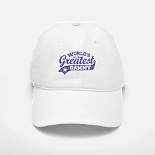 World's Greatest Gammy Baseball Baseball Cap