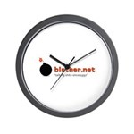 Blather Wall Clock