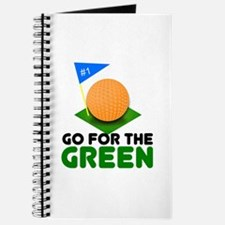"""""""Go for the Green"""" Journal"""