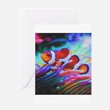 ClownFish20151008 Greeting Cards
