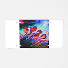 ClownFish20151008 Aluminum License Plate