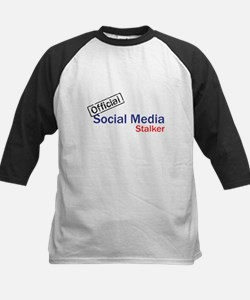 Official Social Media Stalker Baseball Jersey