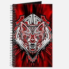 Wolf Tattoo Style Haida Art Journal