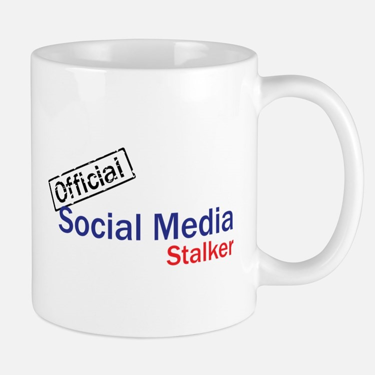 Official Social Media Stalker Mugs