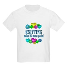 Knitting More Special T-Shirt