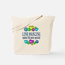 Line Dancing More Special Tote Bag