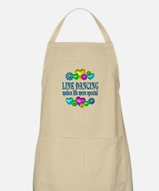 Line Dancing More Special Apron