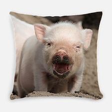 Piglet 001 Everyday Pillow
