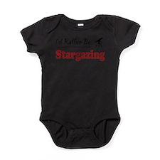 Cute Astronomy Baby Bodysuit
