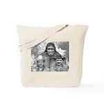 Roger Bob and Patty Tote Bag