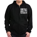 Roger Bob and Patty Zip Hoodie