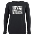 Roger Bob and Patty Plus Size Long Sleeve Tee