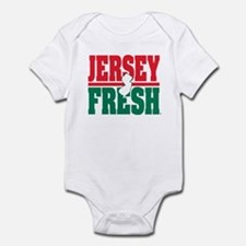 Jersey Fresh Infant Body Suit