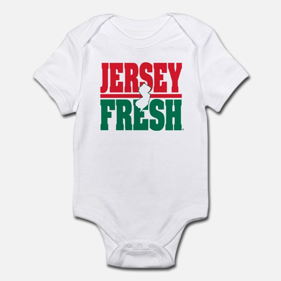 New jersey baby clothes cafepress jersey fresh infant body suit negle Images