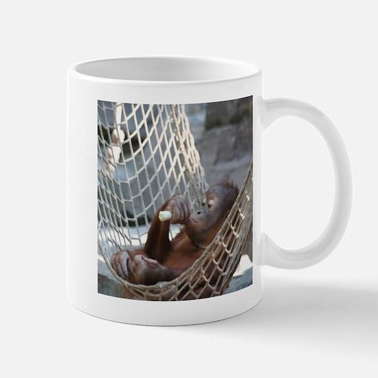 OrangUtan014 Mugs