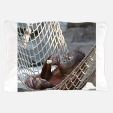 OrangUtan014 Pillow Case
