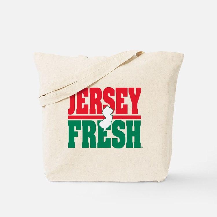 Jersey Fresh Tote Bag