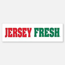 Jersey Fresh Bumper Bumper Bumper Sticker