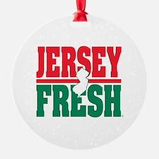 Jersey Fresh Ornament