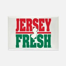 Jersey Fresh Rectangle Magnets