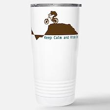 Cute Bikers Travel Mug