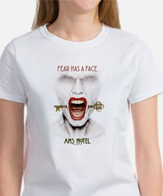 AHS Hotel Fear Has a Face Tee