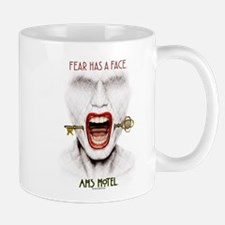 AHS Hotel Fear Has a Face Mug