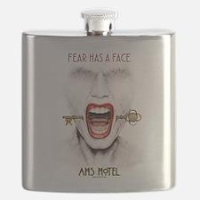 AHS Hotel Fear Has a Face Flask