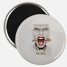 AHS Hotel Fear Has a Face Magnet