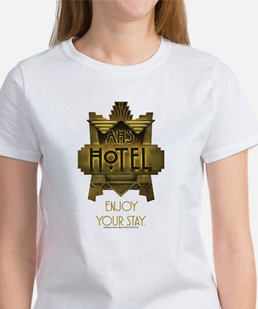 AHS Hotel Enjoy Your Stay Women's T-Shirt