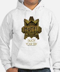 AHS Hotel Enjoy Your Stay Hoodie Sweatshirt