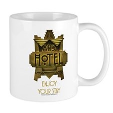 AHS Hotel Enjoy Your Stay Mug