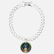 Our Shared Enlightenment Charm Bracelet, One Charm