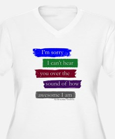 Awesome Plus Size T-Shirt