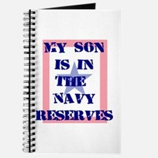 My son is in the Navy Reserve Journal