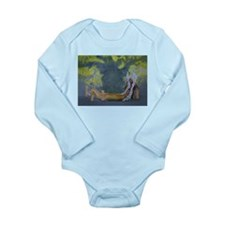 Dragon In Panorama Body Suit