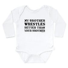 Cute Wrestling Onesie Romper Suit