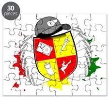 Cute Breakdance Puzzle