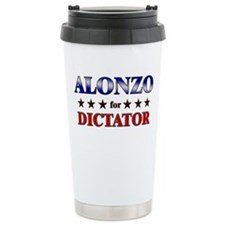 Cute Alonzo Travel Mug