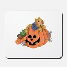Halloween Friends Mousepad