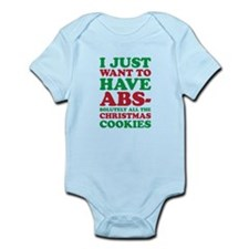Christmas Cookies Body Suit
