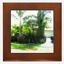 my home Framed Tile